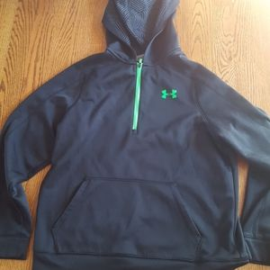 Under Armour.zip hoodie boys youth xlarge